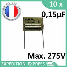 Rifa Funkentstörkondensator 2,2nF PME 271Y 5St. ,300V~ RM10mm 2.2nF