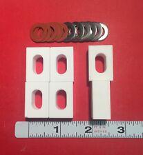 "Powermatic PWBS-14CS 14"" Bandsaw Guides and Thrust Beaings by SpaceAge Ceramics"