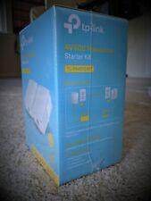 TP-Link AV600 Powerline Starter Kit, NEW