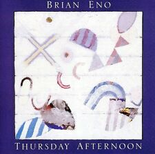 Brian Eno - Thursday Afternoon [New CD]