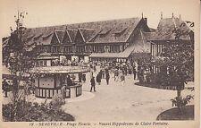 Carte Postale - Deauville / Plage Fleurie - Nouvel Hippodrome de Claire-Fontaine