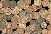 LOT OF 3 IMPERIAL ROMAN COINS IN EACH BATCH  - VG TO VF CONDITION - GREAT DEAL