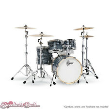 Gretsch Renown 4 Piece Drum Set Shell Pack (20/10/12/14) Silver Oyster Pearl