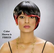 "CareFree Collection ""Allison"" Full Wig Medium Brown Short"