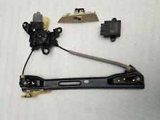 13-16 FORD FUSION Lincoln MKZREAR LEFT DOOR Window REGULATOR MOTOR ModuleSwitch
