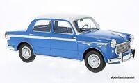 Fiat 1100 Lusso blau/weiss 1960  1:18 BOS