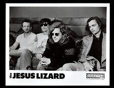 VINTAGE ORIGINAL Jesus Lizard Noise Rock c1990 Ltd Edition Promo Photo 8x10
