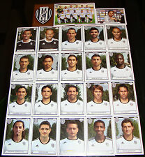 FIGURINE CALCIATORI PANINI 2010-11 SQUADRA CESENA CALCIO FOOTBALL ALBUM