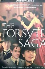 THE FORSYTE SAGA - Series 1 - Complete (DVD, 3-Disc Box Set) . FREE UK P+P ....