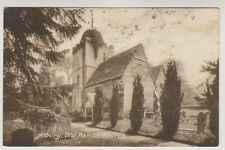 Surrey postcard - Albury, Old Parish Church