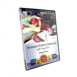 Daniel Keys: Antique Coffee Grinder with Vegetables - Art Instruction DVD