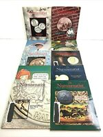 Vintage Coin Collecting Magazines The Numismatist Lot of 10 (1998-1999) M4