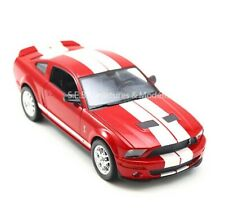 FORD MUSTANG SHELBY COBRA GT 500 2007 1:24-27 WELLY