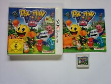 Pac-Man Party 3D - German Version - Can Play in English - Nintendo 3DS Game