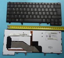 Tastatur Dell Latitude xfr E6420 backlight Backlit Beleuchtet LED cable Kabel
