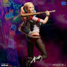 Mezco Toyz One 12 Collective DC Suicide Squad Harley Quinn Action Figure 76410