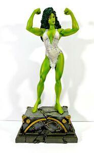 Marvel Premier Collection LE Savage SHE-HULK Statue Diamond Select Toys 2007 NIB