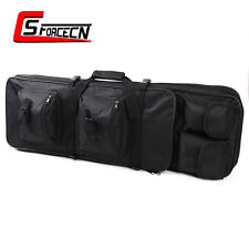 33''/85cm Tactical Hunting Rifle Gun Bag CS Airsoft Shotgun Carry Case Backpack