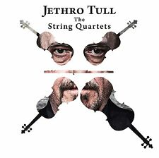 Jethro Tull - The String Quartets - New CD Album - Pre Order - 24th March