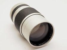 Prinzflex 200mm f/3.5 m42 screw mount prime lens in excellent condition.
