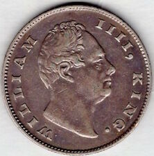 1835 Silver East India Company King William IIII One Rupee (UK6)