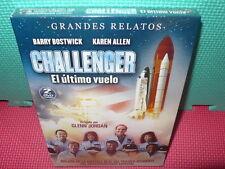 CHALLENGER - EL ULTIMO VUELO -  2DVD - PRECINTADA -