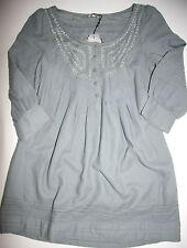 Noa Noa Tunika Dress  Winter- Kleid  Whistle Wool Glacia  Wolle size: XS  Neu