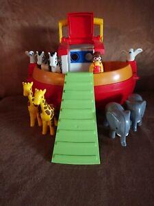 Lot PLAYMOBIL 123 - Réf 6765 - Arche de Noé
