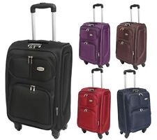 Up to 40L Expandable Suitcases