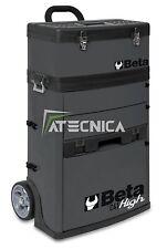 Trolley carrello Beta Tools C41H G cassettiera portautensili a 2 moduli grigio