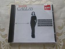 MARIA CALLAS 1957 - 1969 THE UNKNOWN RECORDINGS - 1987 EMI CLASSICS