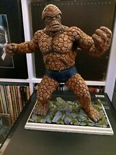 The Thing Fantastic Four model. Fully Painted. Marvel. Horizon. 1/6. Rare. 1991