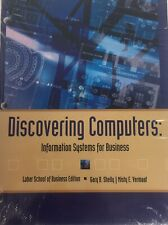 Discovering Computers (Information Systems for Business)