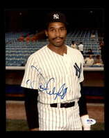 Dave Winfield PSA DNA Coa Hand Signed 8x10 Photo Autograph