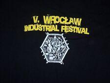 OFFICIAL POLAND WROCLAW INDUSTRIAL FESTIVAL T-SHIRT GIRLY NEO-FOLK
