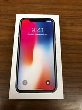 Apple iPhone X - 64GB - Space Gray (AT&T) A1901 (GSM)