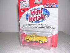 "C.M.W. Mini Metals #30207 1954 Ford F-350 Pick-up Truck ""Union Pacific R.R."" H.O"