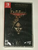 Divinity Original Sin II 2 Definitive Edition Switch Best Buy Cover Limited Run