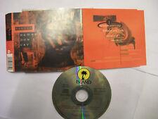 REBORN Damned Don't Cry –  1994 UK/EU CD – Trip Hop – RARE!