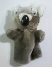 Koala Bear Puppet Plush Aussie Marsupial Hand Puppet Koalas 9 Inch Bear Puppets