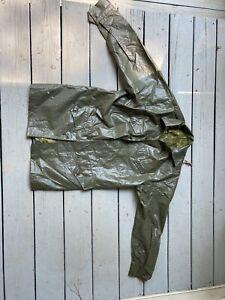 Original Vietnam Special Forces Advisor MAAG Spot Camo Parachute Raincoat Jacket