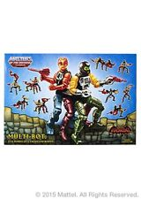 Masters of the Universe Classics Robot of Thousand Bodies Multi-Bot