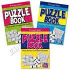 Tallon Tamaño De Viaje Libro Puzzle Contiene Búsqueda De Palabras Crossword