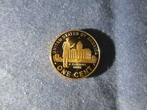 2009-S Proof Lincoln Cent Professional Life  1830-1861 Copper TONNING OBVERSE