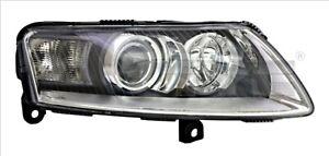 TYC Headlight Left For AUDI A6 Allroad Avant 4F C6 S6 4F0941029AE