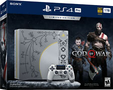 PS4 Pro 1TB Limited Edition God of War