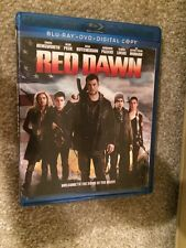 Red Dawn Bluray 1 Disc Set ( No digital HD)