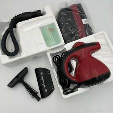 Scunci Steamer Ss1000 Handheld Steam Cleaner with Bag + some Accessories Tested