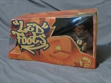 Brand New Hot Wheels Led Foots Diecast 2004 Black Escalade + Action Figure C1109