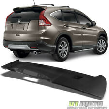 For 2012-2016 Honda CRV CR-V Factory Style Rear Roof ABS Spoiler Wing Matte Blk